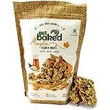 get baked Maple Crunch Rocks Oat Granola Healthy Snack (200 gm)