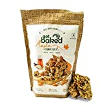 Get Baked Crunch Rocks Maple Oat Granola & Snack Bars Almonds, Walnuts, Pumpkin, Sunflower, & Chia Seeds - 200gms