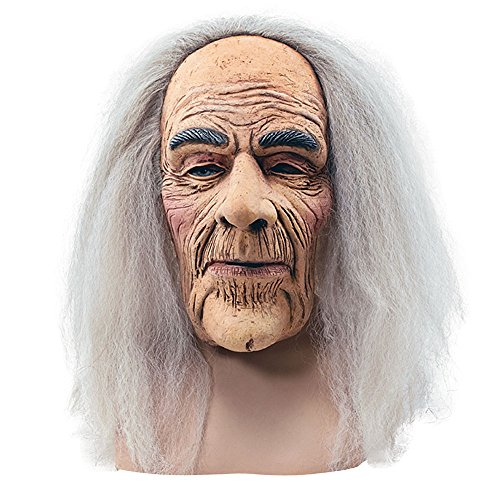 Creepy Old Man + Hair Accessory Fancy Dress
