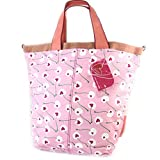 Agatha Ruiz De La Prada [N4856 - 'french touch' beutel rosa - liebe kirschen.