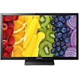 Sony 59.9 cm (24 inches) Bravia KLV-24P413D HD Ready LED TV (Black)
