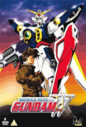 Gundam Wing Box 1