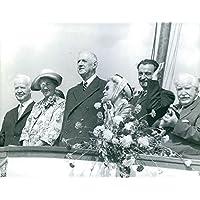 Vintage Foto del primo ministro britannico Charles