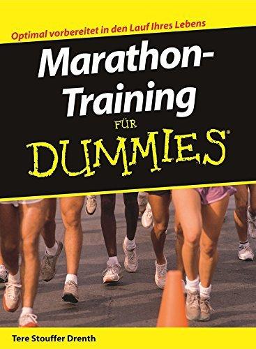 Marathon-Training Fur Dummies (F??r Dummies) by Tere Stouffer Drenth (2007-03-02)