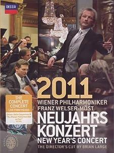 Wiener Philharmoniker Franz Welser-Möst -  Neujahrskonzert 2011