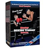 Boxing Instructional 5 DVD Box Set , Master Boxing Trainer Secrets , A Brilliant Template To Follow On The Mindset and Training Methods You Need To Be A World Champion