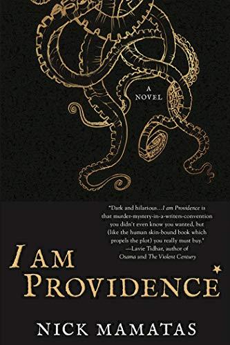 I am Providence (English Edition)