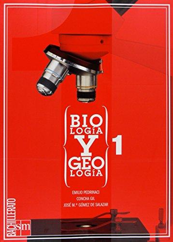 Biología y geología. 1 Bachillerato - 9788467525151