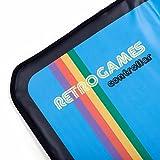 Thumbs Up Gaming Matte - inkl. 200 Retro Spielen von Thumbs Up