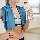 HiHiLL Asciugamani Sportivi, Asciugamano Di Raffreddamento Istantaneo, Microfibra, Leggero, Per Fitness e Uso Quotidiano