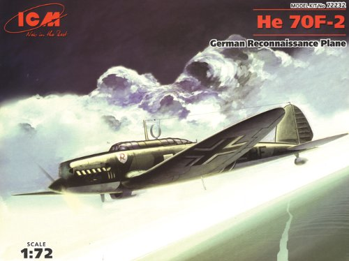 Icm - Juguete de aeromodelismo (72232)