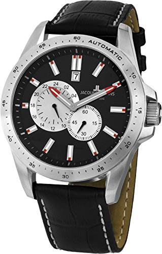 Jacques Lemans Liverpool Reloj Automático para hombres Carcasa Maciza
