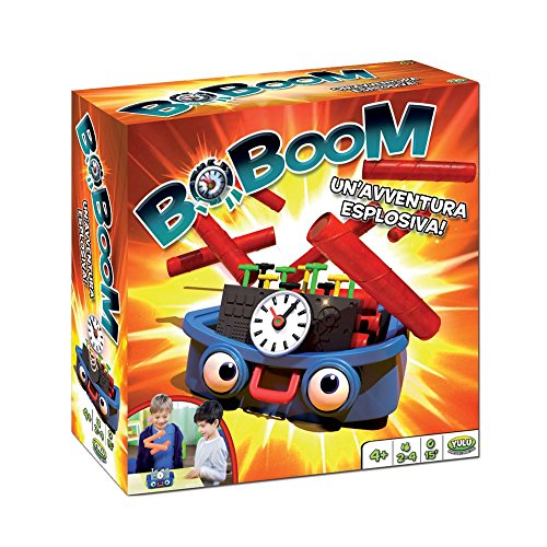 Rocco Giocattoli YL015 - Boboom