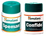 #8: Himalaya Speman 60Tablets & Confido 60Tablets - For Men