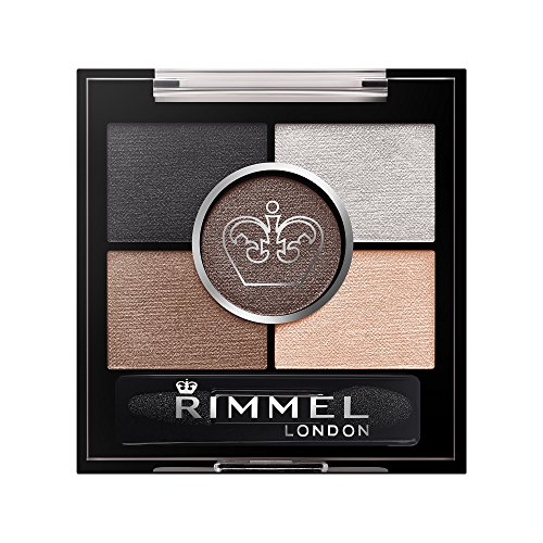 Rimmel Glam'Eyes, Palette make up da 5 ombretti, Foggy Grey