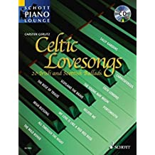 Piano Lounge Collection Celtic Lovesongs + Cd