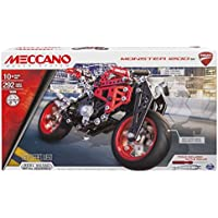 Meccano - 6027038 - Jeu de Construction - Ducati Monster 1200s