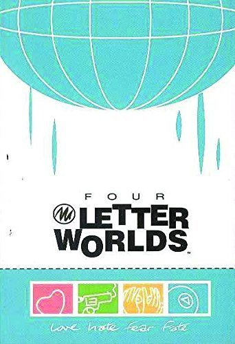Four Letter Worlds by Joe Casey (2005-05-03)