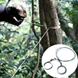Aashish Garden Hand Steel Trimming Saw Outdoor Portable Survival Chain Saw