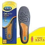 Scholl Semelles ActivGel Pro Femme - Pointures:  35,5 - 40,5