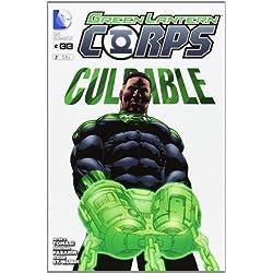 Green Lantern corps núm. 02 Green Lantern corps núm. 02 - Español