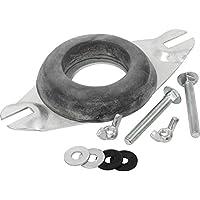Bulk Hardware BH02034 Close Coupling Toilet Bolt & Gasket Kit - ukpricecomparsion.eu