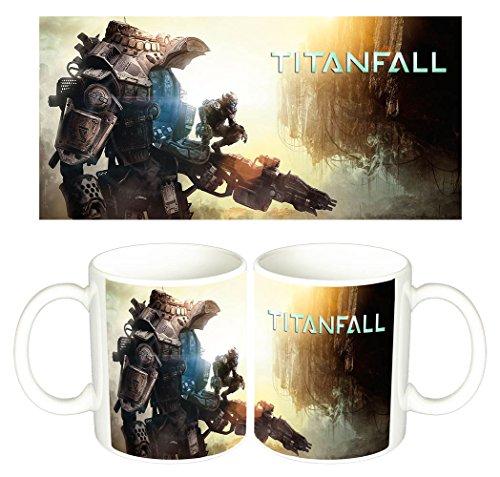 Titanfall D Tazza Mug