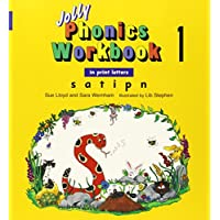 Jolly Phonics Workbooks 1-7 In Print