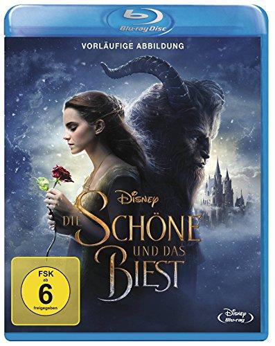 Preisvergleich Produktbild Die Schöne und das Biest (Live-Action) [Blu-ray]