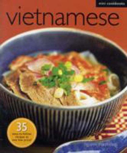 Vietnamese (Mini Cookbooks) por Betty Saw