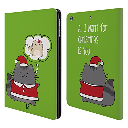 head-case-designs-all-i-want-for-christmas-is-you-wilbur-natale-cover-telefono-a-portafoglio-in-pell