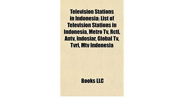 Amazon in: Buy Television Stations in Indonesia: List of