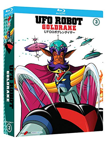 Ufo Robot Goldrake Vol.3