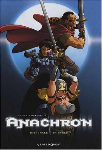 Anachron : Intégrale : 1er cycle