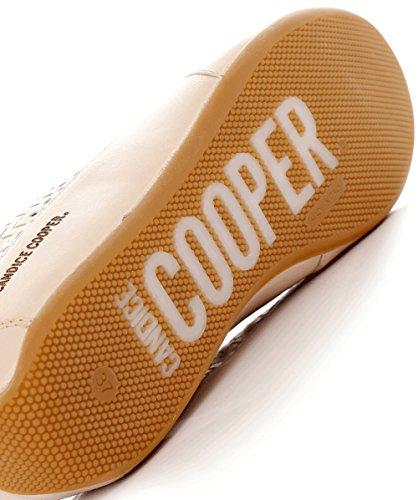 Candice Cooper Damen Rockbord Gewebt Niedrige Top-Trainer Sand Sand