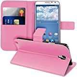 Coque Samsung Galaxy A3 2016 (A310) Etui Housse Portefeuille ROSE Protection pour Samsung Galaxy A3 2016 (A310)