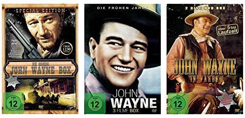 Die große John Wayne Western Collection - 29 Filme [7 DVDs]
