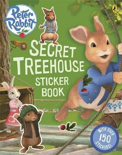 Peter Rabbit Animation: Secret Treehouse Sticker Activity Book por Beatrix Potter