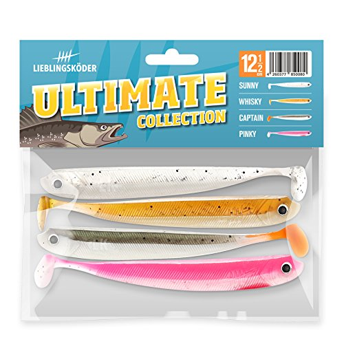 Lieblingsköder Gummifisch Ultimate Collection 12,5 cm