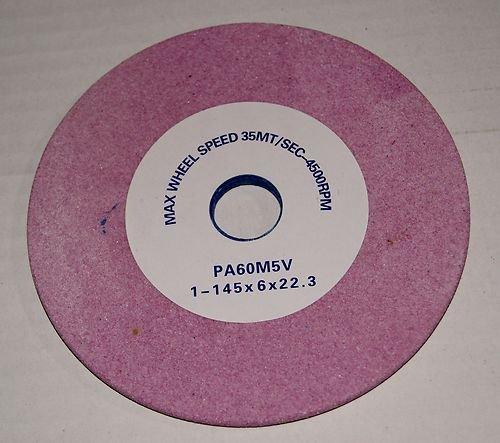 SCHLEIFSCHEIBE 145 x 6,0 x 22,3 mm für Kettenschärfgerät Tiefenbegrenzer Test