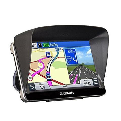 Zhiyi Navigateur GPS de Voiture Visière Antireflet pour CARCHET® 5