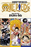 One Piece (3-in-1 Edition), Vol. 27: Includes vols. 79, 80 & 81 (One Piece Omnibus Edition, Band 27)