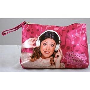 Beauty Violetta Disney Almacenamiento Neceser Fucsia cm. 17x 12x 4d88966/2