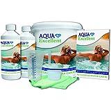 Kit Aqua Kristal Grande para jacuzzis