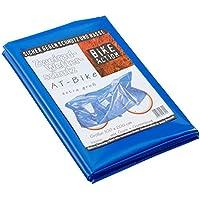 Point Hülle Folien-Garage - Der Staub- und Wetterschutz für Zweiräder u.v.m. - PVC, blau, 200 x 100 cm, 30040001