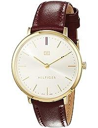 Tommy Hilfiger Damen-Armbanduhr Sophisticated Sport Analog Quarz Leder 1781692