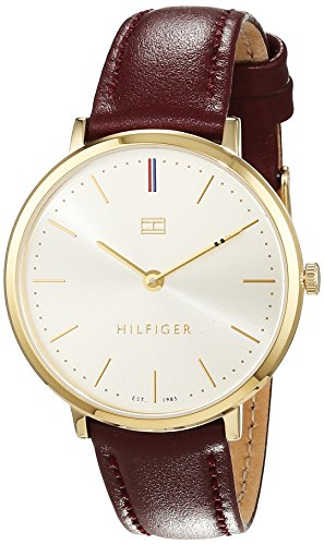 tommy-hilfiger-womens-quartz-watch-with-silver-sophisticated-sport-analogue-quartz-leather-1781692