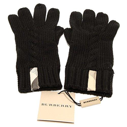 97452 guanti BURBERRY COTONE accessori bimbo bimba gloves kids unisex [18]