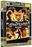 Shootfighter 1 - Mediabook - VHS-Edition - Limited Edtition  (+ DVD) (+ Bonus-Blu-ray) (+ Bonus-DVD)