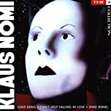 Songtexte von Klaus Nomi - The Star Collection